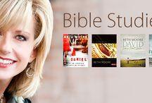 Bible studies/ podcasts