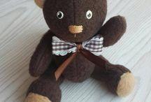 Teddy bears my hand made