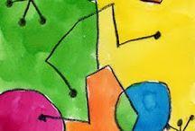 Artist Joan Miro