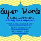 Vocabulary development / by Christy Sovereign