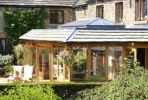 Orangeries / Prime Oak's Beautiful Orangeries designed, manufactured and installed by Prime Oak.  Call us for a copy of our brochure now on 01384 296611 or visit www.primeoak.co.uk