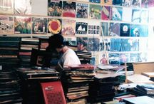 Vinyl Albums & Records ~-~ / by Day Na