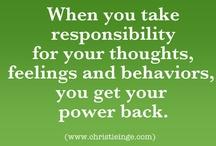 Own your behaviors - 55