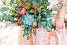 Protea Bouquets!