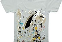 Anime T-shirts / Anime graphic tees. Originals only.