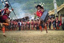 Hornbill Festival Nagaland / The Hornbill festival held in the first week of December shows that with its stunning natural beauty and great cultural traditions, Nagaland can offer a rich fare to tourists.