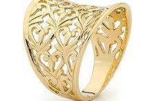 Plain Gold Rings / https://www.chain-me-up.com.au/plain-gold-rings.asp