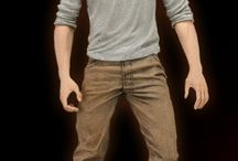 Hunger Games Action Figures - Series 1