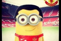 Soccer players as minions