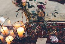 *Julie & Aaron {wedding}* / Glacier National Park Wedding Inspiration.