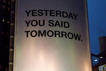 Today Is My Tomorrow / Stronger than... / by Christine Valdes