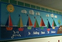 Bulletin Board Ideas / by Laura Trettin