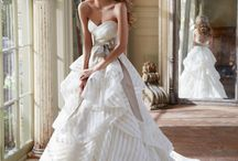 wedding dresses, bride dress / wedding