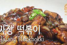 떡볶이 Tteokbokki