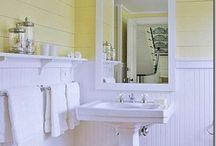 Beadboard / Add beadboard to your home, instant character.  / by Barbara Fertig
