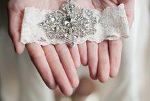 Wedding Ideas: Clothes Garter