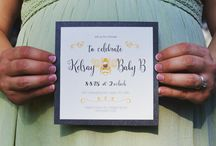 Type A Invitations / Birthdays, Anniversaries, Baby Showers, etc.
