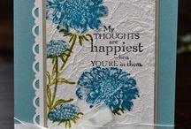 Card / Box - Field Flowers