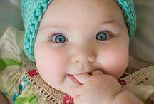 headband baby crochet
