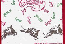 Christmas/ Reindeer