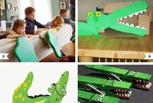 kids arts and crafts / being creative with kids