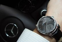Man Style // Timepieces / by Kevin McCarthy