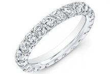 Diamond Bands / Not just an additional row of diamonds!