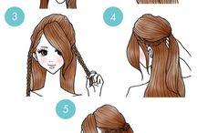 Tutoriales cabello