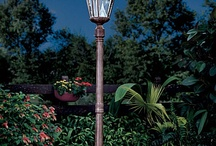 Outdoor Lighting / Is the outside of your home looking a little dull? Here are some clever ways to light up the outdoors.  / by Improvements Catalog