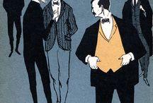 Vintage Print / #vintage covers for #design #inspiration