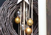 Weihnachtliche Gesteckideen 2015