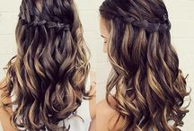 Hairstyles - Long hair