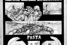 Historieta 1 / Posta Infinita - 1986.