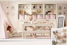 Classical kids bedroom