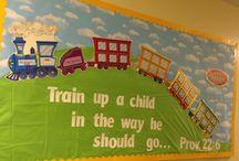 educational train