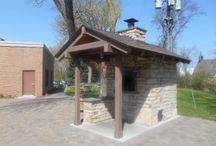 Community Brick Ovens