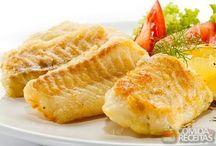 receitas de peixe