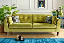 green couch stories