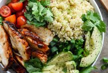 Love my Quinoa! / by Beth Garrish