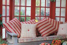 front porch / by Julie Makes