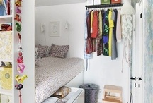 INTERIORS / Small Room Ideas / Dormitory Room