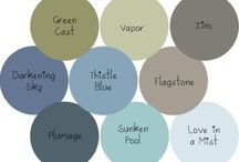 Paint colors for the new house