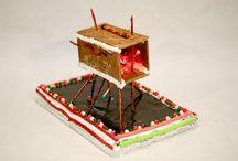 Architectural Gingerbread / by zusie