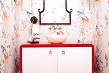 Bathrooms / by Daniela Shuffler