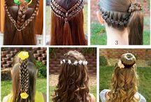 my style / gaya rambut ddl