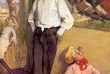 Edgar Degas / Art
