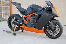Spor motorsiklet