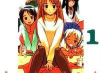 Manga List - L
