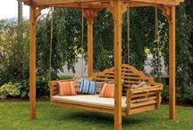 garden furniture & buildings