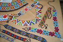 Gerdany - Beadwork Ukrainian-style